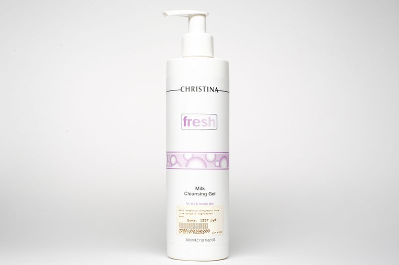 Milk Cleansing Gel for dry and normal skin